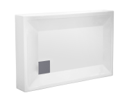 55040003000 - T70 100x70 cm Dikdörtgen Monoblok , Sifon