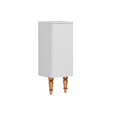 Gala Classic Medium Unit White High Gloss-Copper (Left)