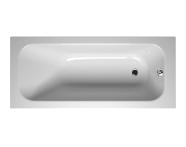 55210040000 - Balance 160x70 cm Dikdörtgen/Tek Taraflı, Ayak, Çift Tutamaklı