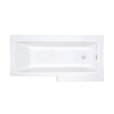 Neon 170x85x75 cm Shower Bathtub, Right