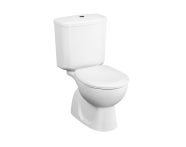 5575L003-0075 - Arkitekt Close-coupled WC Pan, open back, 67 cm, vertical outlet, white