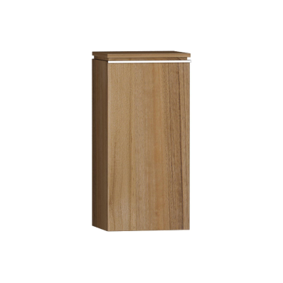 System Fit Medium Unit Waved Natural Wood Left 40 cm