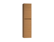 56000 - Step Tall Unit, Right, Teak