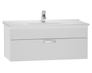 56070 - S50 Washbasin Unit, 100 cm (White)