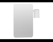 56152 - Nest Mirror, 45 cm