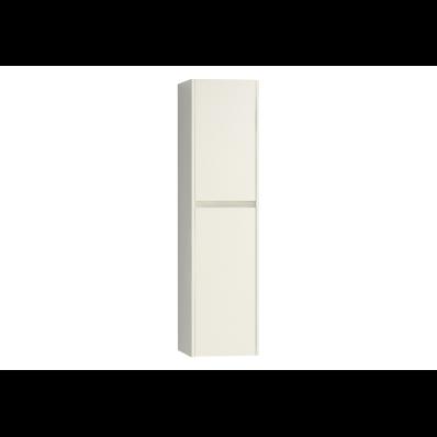 Step Demonte Boy dolabı, 35 cm, Parlak beyaz, sağ