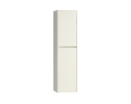 56343 - Step Demonte Tall unit, White High Gloss, Left