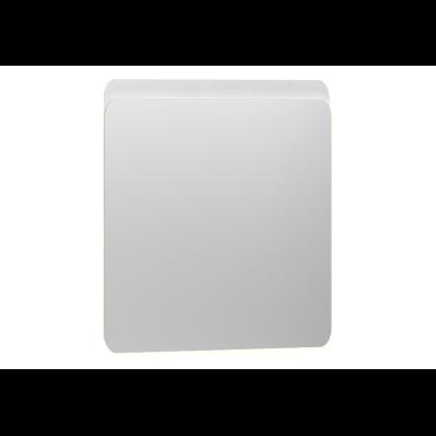 Nest Trendy Ledli Duz Ayna 60 cm,  Beyaz