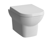 5648B003-0075 - Retro Wall-Hung Wc Pan