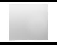 56559 - İstanbul Aydınlatmalı Ayna 100 cm