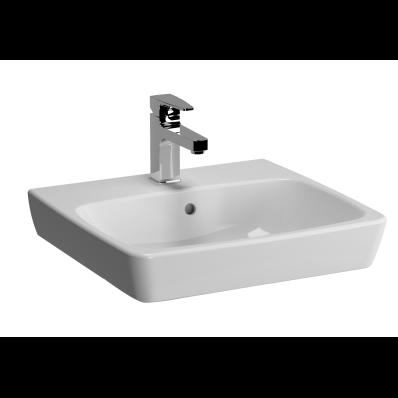 M-Line Washbasin, No Overflow Hole, 50 cm
