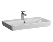 5663B003-0937 - M-Line Washbasin, No Overflow Hole, 80 cm
