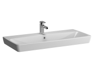 5664B003-0937 - M-Line Washbasin, No Overflow Hole, 100 cm