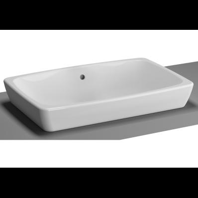 M-Line Countertop Washbasin, No Overflow Hole, 60 cm