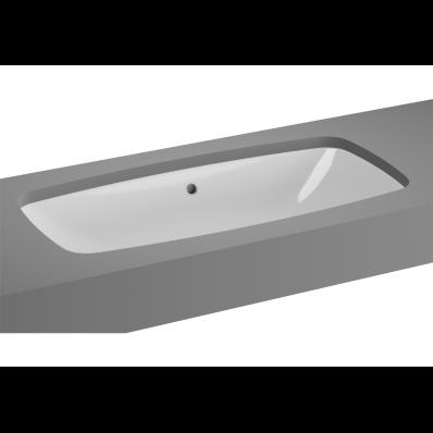 M-Line Undercounter Washbasin, No Overflow Hole, 77 cm