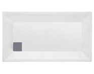 56770001000 - T80 130x80 cm Rectangular Flat