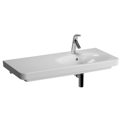 Nest Asymmetrical Washbasin, 100 cm
