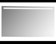56863 - Mirror, Elite, 120 cm