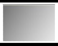 56866 - Mirror, Premium, 100 cm