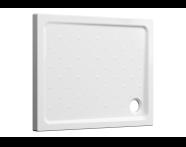 5717L003-0578 - Arkitekt Duş Teknesi, 100x80x7.5 cm
