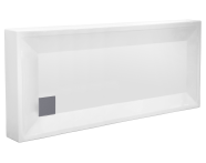57180002000 - T75 150x75 cm Dikdörtgen Monoblok Duş Teknesi