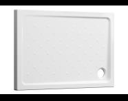 5718L003-0578 - Arkitekt Duş Teknesi, 120x80x7.5 cm