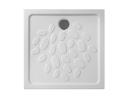 5730L359-0578 - Ocean Shower Tray, 80 cm, Antislip