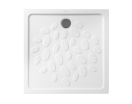 5731L303-0578 - Ocean Shower Tray, 90 cm, Antislip