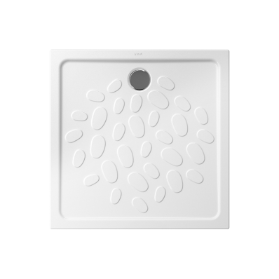 Ocean Shower Tray, 90 cm, Antislip