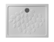 5732L059-0578 - Ocean Shower Tray, 100 cm