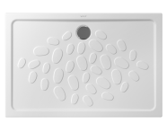 5733L003-0578 - Ocean Shower Tray, 120 cm