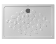5733L359-0578 - Ocean Shower Tray, 120 cm, Antislip