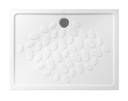 5734L303-0578 - Ocean Shower Tray, 120 cm, Antislip