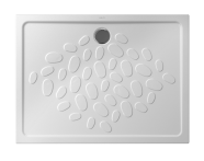 5734L359-0578 - Ocean Shower Tray, 120 cm, Antislip