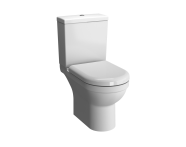5745B003-7200 - S50 Close-Coupled WC Pan, Open-Back, Rim-Ex