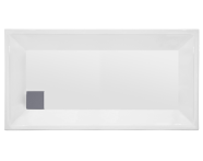 57620001000 - T80 140x80 cm Rectangular Zero Surface