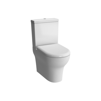 Zentrum Close-Coupled WC Pan, Fully Back-to-Wall