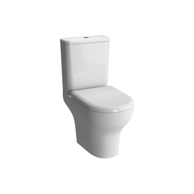 Zentrum Close-Coupled WC Pan, 60cm