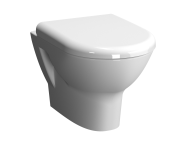 5795B003-0075 - Zentrum Rim-ex Wall-hung WC Pan