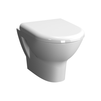 Zentrum Rim-ex Wall-hung WC Pan