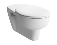 5810B003-0075 - Conforma Special Needs Rim-Ex Wall-Hung Wc Pan, 70 cm