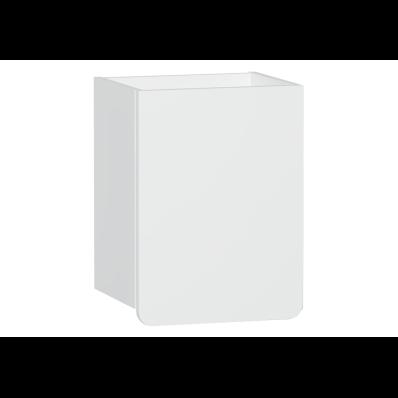 D-Light Orta Ünite 40 cm, Mat Beyaz, Sol