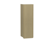 58162 - D-Light Tall Unit, 36 cm, Natural Oak, Right