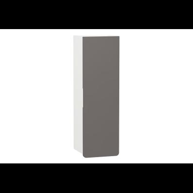 D-Light Tall Unit, 36 cm, Matte White & Mink, Right