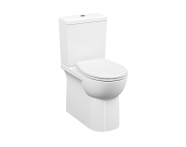 5818B003-0096 - Special Need's Conforma, Close-coupled WC Pan, back-to-wall, 65 cm, universal outlet, water connection from side, white