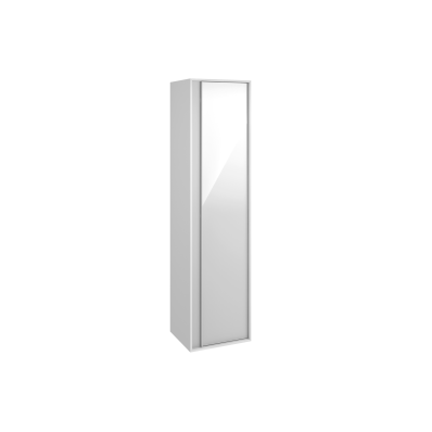 M-Line Infinit Tall Unit, 40 cm, High Gloss White, Right