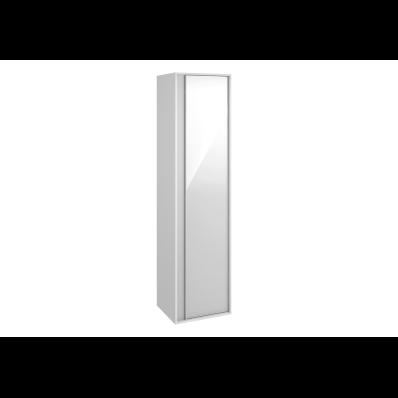 M-Line Infinit Tall Unit, 40 cm, High Gloss White, Right