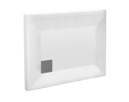 58220001000 - T80 110x80 Rectangular Monoflat Shower Tray