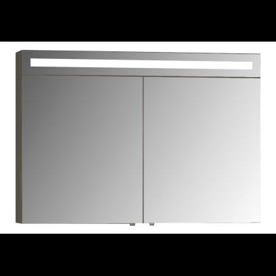 Elite Mirror Cabinet, 100 cm, Matte White
