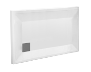 58240001000 - T80 130x80 Rectangular Monoflat Shower Tray